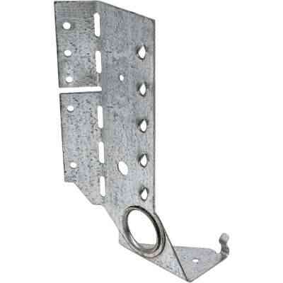 Simpson Strong-Tie ZMAX 2 x 8 Right Face-Mount Adjustable Light Jack Hanger