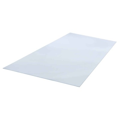 "Plaskolite OPTIX 36"" x 36"" x 0.100 (1/10"") Clear Acrylic Sheet"