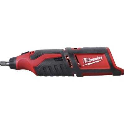 Milwaukee M12 12 Volt Lithium-Ion Variable Speed Cordless Rotary Tool (Bare Tool)