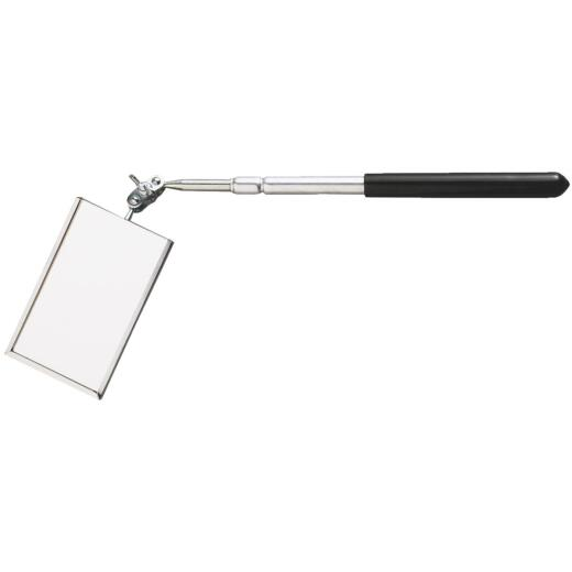 General Tools 2 In. x 3-1/2 In. Rectangular Telescoping Inspection Mirror