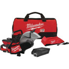 Milwaukee MX FUEL Lithium-Ion Brushless 14 In. Cordless Cut-Off Saw Kit, ONE-KEY Compatible Image 1