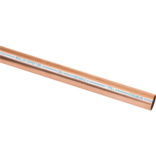 Copper Pipe & Tubing