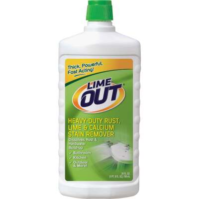 Lime Out 24 Oz. Lime & Rust Remover