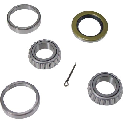 D-L 1 In. Trailer Wheel Bearing Set
