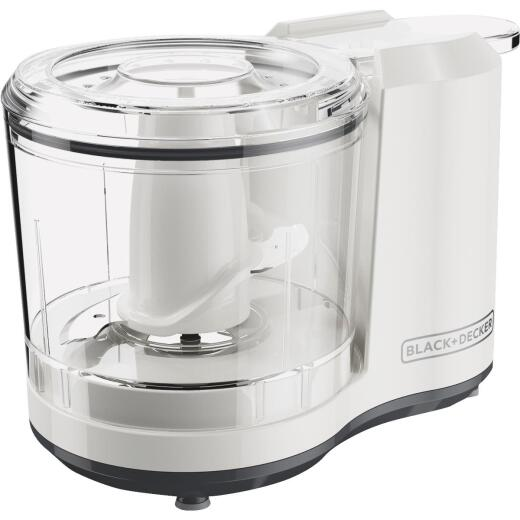 Black & Decker 1.5 Cup One-Touch Food Chopper