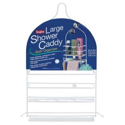 Grayline 10 In. x 16-1/2 In. x 4 In. Large Shower Caddy