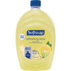 Softsoap 50 Oz. Fresh Citrus Liquid Hand Soap Refill Image 1