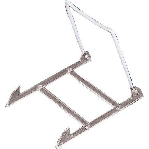 Tripar 3-3/4 In. W. x 5-1/2 In. D. x 4-1/2 In. H. Adjustable Easel Acrylic Display Stand