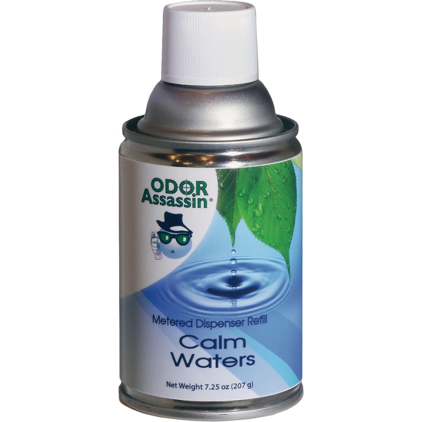 Odor Assassin 7.25 Oz. Calm Waters Metered Refill Image 1