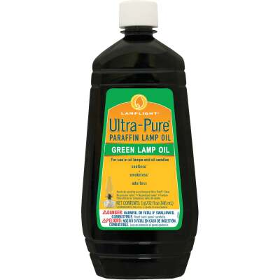 Lamplight Farms 32 Oz. Green Ultra-Pure Lamp Oil