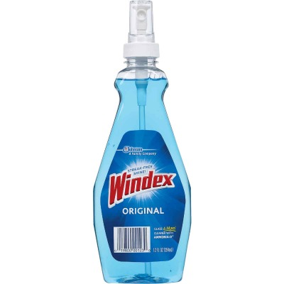 Windex 12 Oz. Original Glass Cleaner