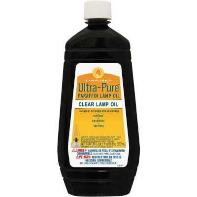 Lamplight Farms 18 Oz. Clear Ultra-Pure Lamp Oil