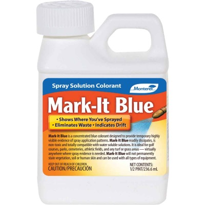 Monterey Mark-It Blue 8 Oz. Concentrate Spray Colorant