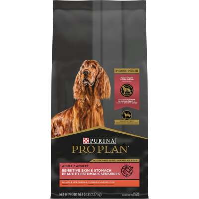 Purina Pro Plan Sensitive Skin & Stomach 6 Lb. Salmon & Rice Flavor Adult Dry Dog Food