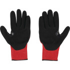 Milwaukee Impact Cut Level 3 Large Men's Nitrile Dipped Work Gloves Image 1