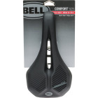 Bell Sports Comfort 525 Sport Universal Black Bicycle Seat Image 1