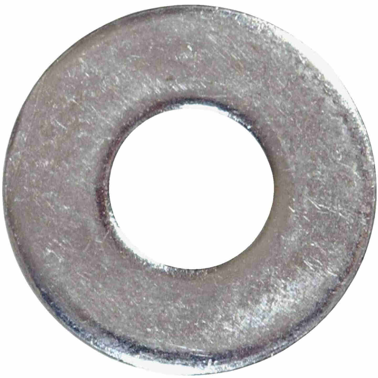 Hillman 1/4 In. Steel Zinc Plated Flat USS Washer (745 Ct., 5 Lb.) Image 1