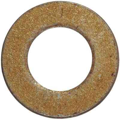 Hillman 3/4 In. SAE Hardened Steel Yellow Dichromate Flat Washer (20 Ct.)
