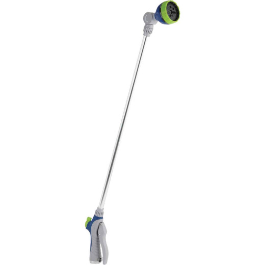 Best Garden 33 In. Adjustable Water Wand, Blue & Gray