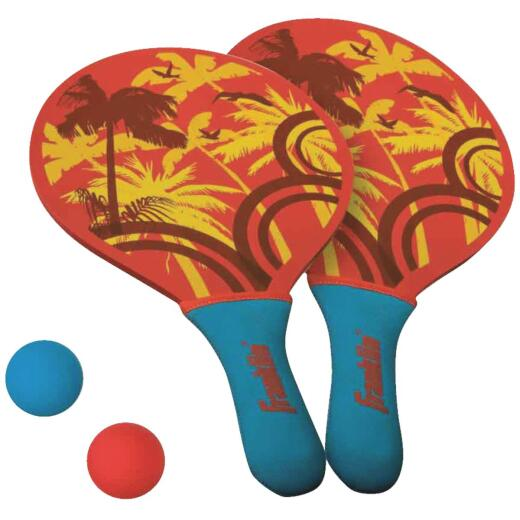 Franklin 2-Player Paddleball Set