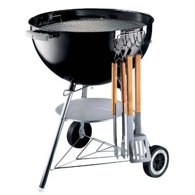 Weber Steel Grill Tool Holder