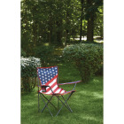 Outdoor Expressions Americana Folding Camp Chair Image 3