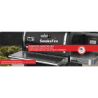 Weber SmokeFire EX4 Front Folding 28.66 In. W. x 4.29 In. L. Stainless Steel Grill Shelf Image 2