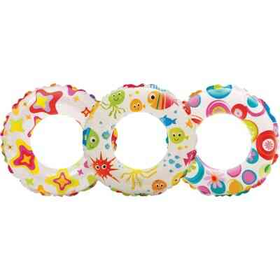 Intex 20 In. Lively Print Pool Tube Float