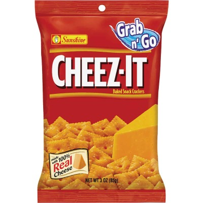 Cheez-it 3 Oz. Original Crackers